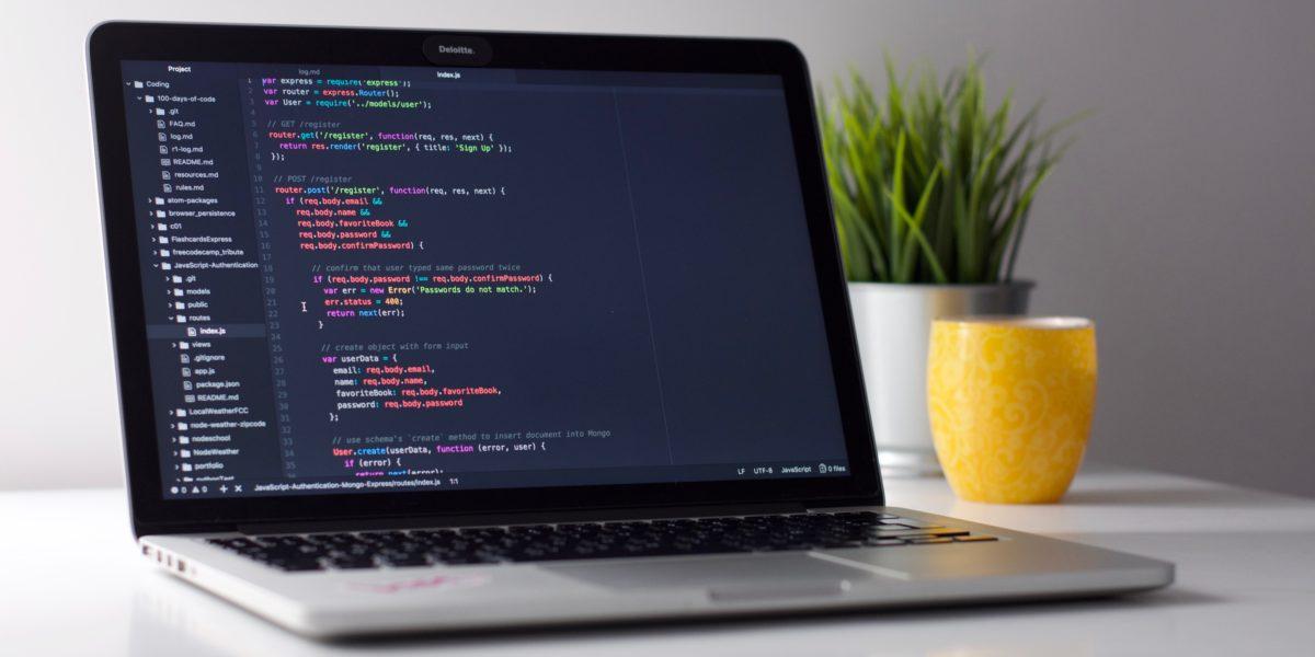 Web development using the latest technologies.